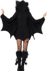 Allemaal in Black Bat Adult Costume