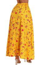 شکوفه شکوفه های زرد گل یاس Maxi