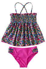 Little Girls Boho Two Piece Baddräkt Set