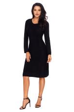 لباس ژاکت بافتنی دست زنانه سیاه