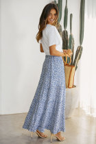 Sky Blue Traveler skirt