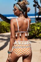Gul Boho Tassel High Waist Bikini