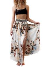 ALOHA Maxi Skirt