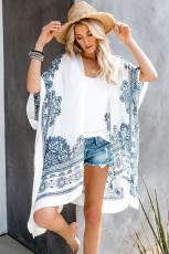 White Mandala Kimono