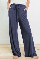 Lacivert İpli Lounge Pantolon