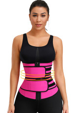 Rose Sauna Sweat Sport Gordels Neopreen Body Shaper