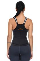 Black Sauna Sweat Спортивные пояса из неопрена