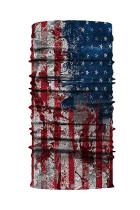 Nyakkendő festék zászló nyomtatás szélálló pajzs Bandanas Unisex Neck Gaiter