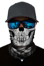 Skull Head Scarf gezichtsmasker