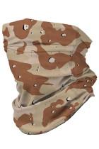 Desert Camo Headwear Multifungsi, Masker Wajah Ikat Kepala Leher Pelindung Kaki