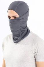 Серая дышащая пылезащитная маска Велоспорт Шлем Балаклава