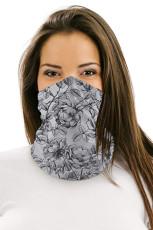 Старинные цветочные многофункциональные головные уборы маска для лица оголовье шеи набедренник