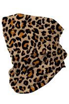 Leopard-monitoimipäähineet, kasvonaamari, pääpanta, niskahiiri