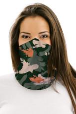 Penseelstreken Multifunctionele hoofddeksels Gezichtsmasker Hoofdband Neck Gaiter