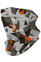 Hancur Camo Headwear Multifungsi Masker Wajah Ikat Kepala Leher Pelindung Kaki