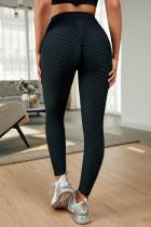 Sort perfektformede leggings