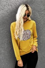 Sweatshirt Animal Print Labu Grafis