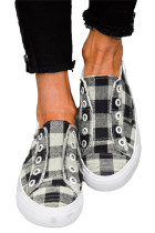 Sepatu Kanvas Kerbau Hitam