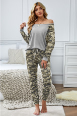 Disguise Long Sleeve Top and Drawstring Pants Set