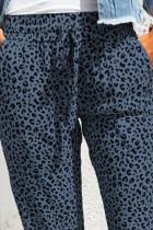 Joggers Leopard Blue Breezy