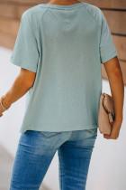 Green Snaps taskullinen t-paita