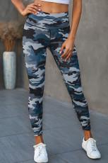 Midje Talje Ankel-længde Camouflage Leggings