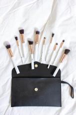 10pcs Make-up-Pinsel-Set