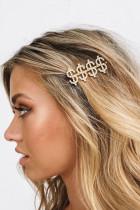 Dollar Style Strass Haarspange
