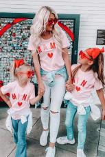 سه راهی دخترانه صورتی MINI Matching