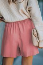 Pantaloni scurți din bumbac cu buzunare