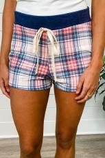 Pantaloni scurți cu talie elastică