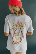 Vintage DEF LEPPARD HIGH 'N' DRY Graphic Tee
