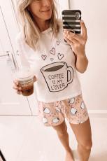 COFFEE IS MY LOVER 라운지 세트