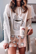 COFFEE IS MY LOVER Lounge Set
