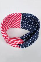 Hoofdband met Amerikaanse vlag