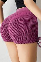 สายรัดด้านข้าง Anti Cellulite High Waist Scrunch Butt Lift Shorts
