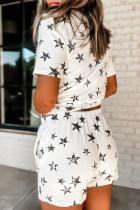 Twinkle Star Print Lounge Set